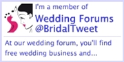 Bridal Tweet